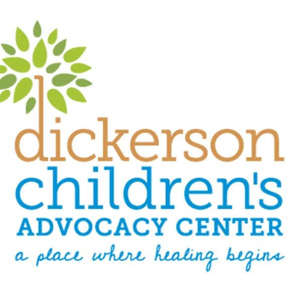 CDS Dickerson Children's Advocacy Center Logo